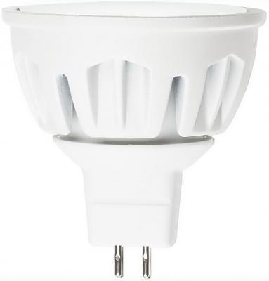Лампа светодиодная полусфера Uniel Merli GU5.3 5W 3000K LED-JCDR-5W/WW/GU5.3/FR ALM01WH