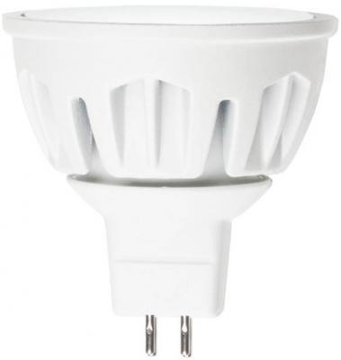 Лампа светодиодная полусфера Uniel Palazzo GU5.3 7W 4500K LED-JCDR-7W/NW/GU5.3/FR ALM01WH