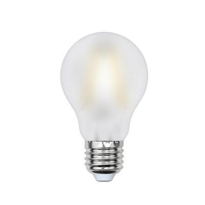 Лампа светодиодная шар Uniel Sky E27 8W 3000K LED-A60-8W/WW/E27/FR PLS02WH