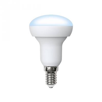 Лампа светодиодная рефлекторная Volpe Optima E14 6W 4500K LED-R50-6W/NW/E14/FR/O