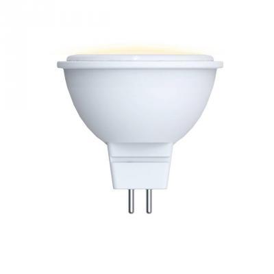 Лампа светодиодная полусфера Volpe Optima GU5.3 5W 3000K LED-JCDR-5W/WW/GU5.3/O