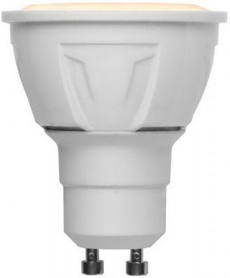 Лампа светодиодная полусфера Volpe Optima GU10 5W 3000K LED-JCDR-5W/WW/GU10/O