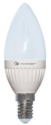 Лампа светодиодная свеча Наносвет L200 E14 6.5W 2700K LC-CD-6.5/E14/827
