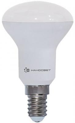 Лампа светодиодная рефлекторная Наносвет L112 E14 6W 2700K LE-R50-6/E14/827