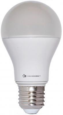 Лампа светодиодная груша Наносвет E27 18W 4000K LC-GLS-18/E27/840 L199
