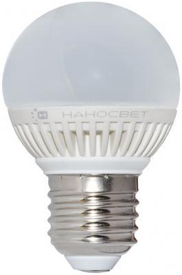 Лампа светодиодная шар Наносвет E27 5W 4000K LC-G-5/E27/840 L138
