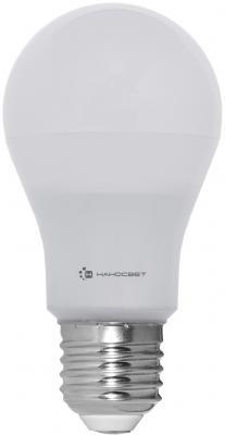 Лампа светодиодная груша Наносвет E27 8W 2700K LE-GLS-8/E27/827 L160