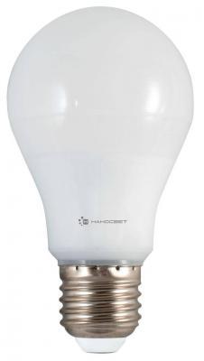 Картинка для Лампа светодиодная груша Наносвет - E27 8W 4000K L161