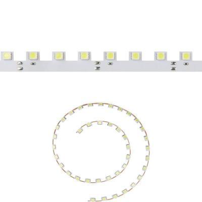 Светодиодная лента (10779) 5M холодный белый 72W ULS-B03-5050-60LED/m-10mm-IP20-DC12V-14.4W/m-5M-DW цены