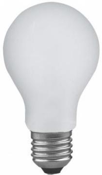 Лампа накаливания груша Paulmann AGL Stossfest E27 60W 2700K 40019