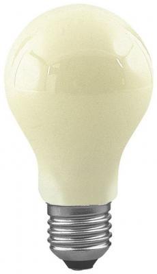 Лампа накаливания груша Paulmann Anti Insecta E27 60W 46060
