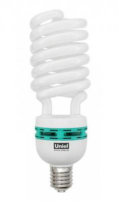 Лампа энергосберегающая спираль Uniel 01544 E40 105W 6400K ESL-H33-105/6400/E40