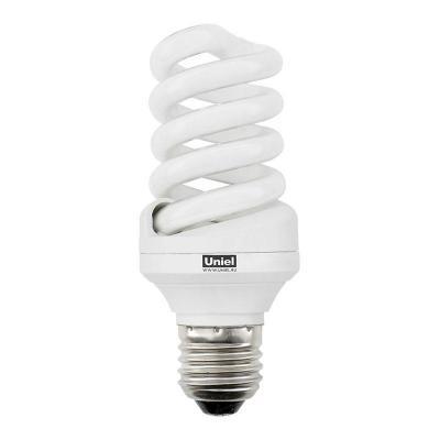 Лампа энергосберегающая спираль Uniel 04950 E27 15W 2700K ESL-S03-15/2700/E27