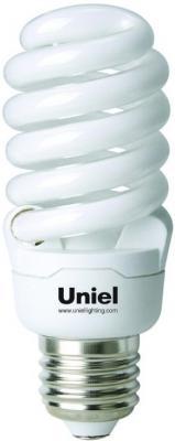 Лампа энергосберегающая спираль Uniel 0834 E14 20W 2700K ESL-S41-20/2700/E14