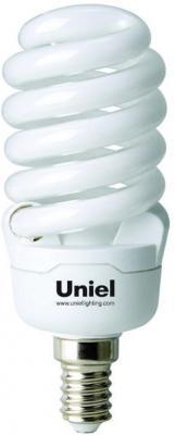 Лампа энергосберегающая спираль Uniel 05254 E14 20W 4000K ESL-S41-20/4000/E14