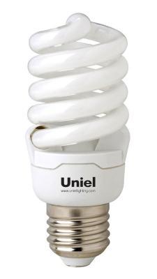 Лампа энергосберегающая спираль Uniel 01157 E14 8W 2700K ESL-S41-08/2700/E14