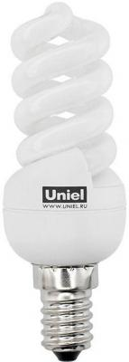 Лампа энергосберегающая спираль Uniel 05275 E14 9W 4000K ESL-S21-09/4000/E14