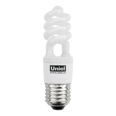 Лампа энергосберегающая полуспираль Uniel 0656 E27 11W 2700K ESL-H21-11/2700/E27