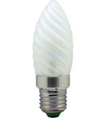 Лампа энергосберегающая свеча Uniel 03898 E27 12W 2700K ESL-C21-T12/2700/E27 витая
