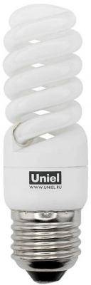 Лампа энергосберегающая спираль Uniel 05980 E27 13W 4000K ESL-S21-13/4000/E27