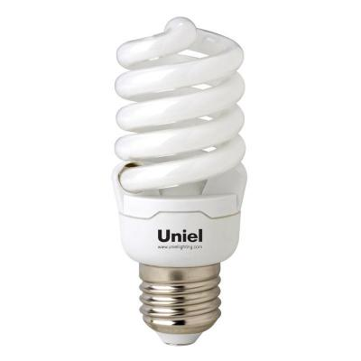 Лампа энергосберегающая спираль Uniel 0831 E27 15W 2700K ESL-S41-15/2700/E27