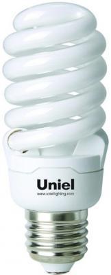 Лампа энергосберегающая спираль Uniel 05255 E27 20W 4000K ESL-S41-20/4000/E27