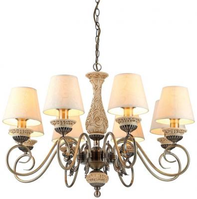 Подвесная люстра Arte Lamp Ivory A9070LM-8AB arte lamp подвесная люстра arte lamp bellator a8959sp 5br