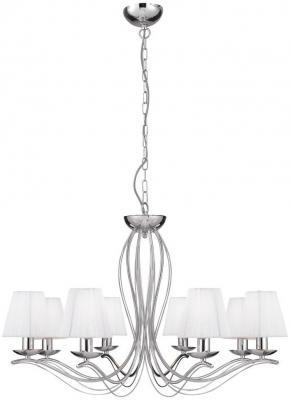 Подвесная люстра Arte Lamp Domain A9521LM-8CC arte lamp подвесная люстра arte lamp domain a9521lm 8ab