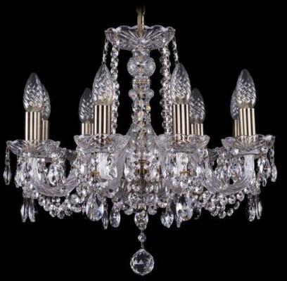 Подвесная люстра Bohemia Ivele 1402/8/160/Pa bohemia ivele crystal подвесная люстра 1402 8 160 pa