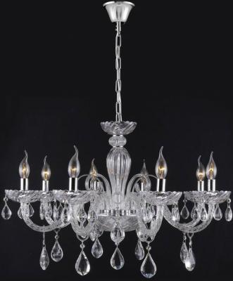 Подвесная люстра Crystal Lux Cove SP8 люстра crystal lux fontain sp8
