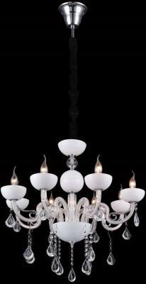 Подвесная люстра Crystal Lux Luccila SP8 White