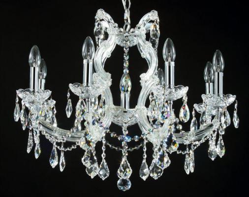 Подвесная люстра Maytoni Inverno DIA905-09-N люстра maytoni diamant crystal dia905 09 n