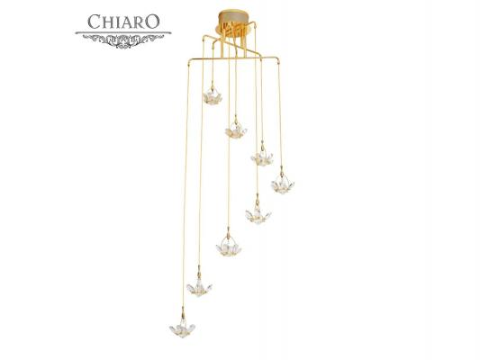 Каскадная люстра Chiaro Каскад 384015608