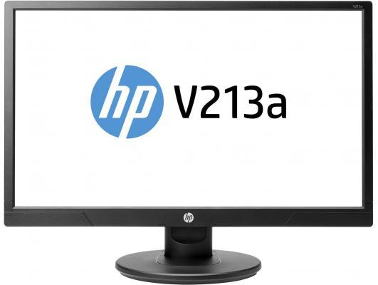 Монитор 21 HP V213a W3L13AA монитор aoc 21 5 g2260vwq6 g2260vwq6