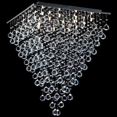 все цены на  Каскадная люстра Maytoni Swirl MOD217-60-N  онлайн
