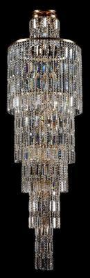 Каскадная люстра Maytoni Niagara DIA003-PT50-G maytoni потолочный светильник maytoni euler cl815 pt50 g
