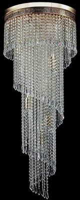 Каскадная люстра Maytoni Cascade T522-PT40x100-G люстра t522 pt40x100 g maytoni