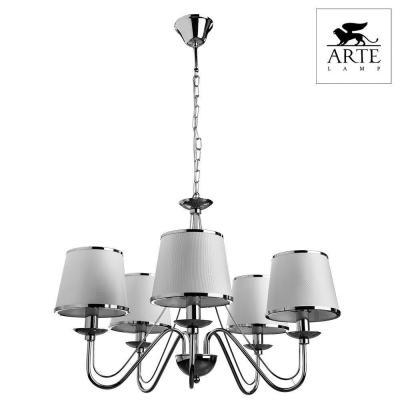 Подвесная люстра Arte Lamp Furore A1150LM-5CC подвесная люстра arte lamp brooklyn a9484sp 5cc