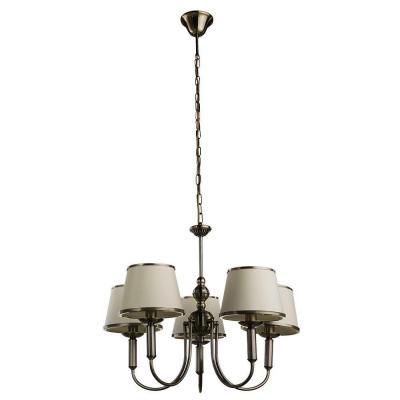 Подвесная люстра Arte Lamp Alice A3579LM-5AB подвесная люстра arte lamp alice a3579lm 5ab