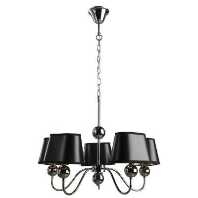 Подвесная люстра Arte Lamp Turandot A4011LM-5CC подвесная люстра arte lamp brooklyn a9484sp 5cc