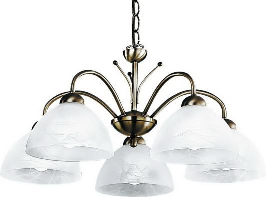Подвесная люстра Arte Lamp Milanese A4530LM-5AB  подвесной светильник artelamp milanese a4530lm 5ab