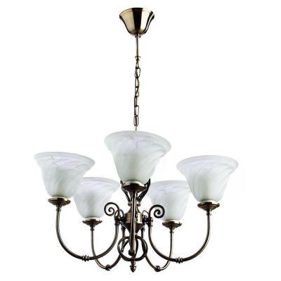 Подвесная люстра Arte Lamp Cameroon A4581LM-5AB