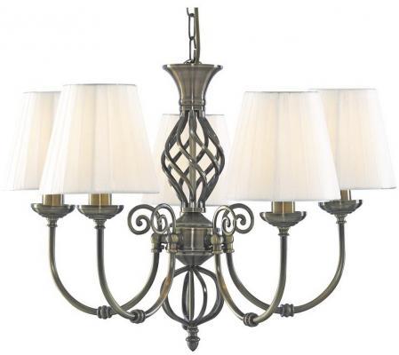 Подвесная люстра Arte Lamp Zanzibar A8390LM-5AB люстра потолочная ��оллекция zanzibar a8392lm 6ab бронза arte lamp арте ламп
