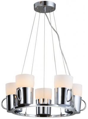 Подвесная люстра Arte Lamp Brooklyn A9484SP-5CC подвесная люстра arte lamp brooklyn a9484sp 5cc