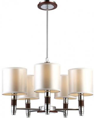Подвесная люстра Arte Lamp Circolo A9519LM-5BR arte lamp подвесная люстра arte lamp carolina a9239lm 5br