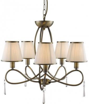 Картинка для Подвесная люстра Arte Lamp Logico A1035LM-5AB