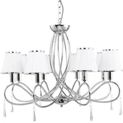 Картинка для Подвесная люстра Arte Lamp Logico A1035LM-8CC