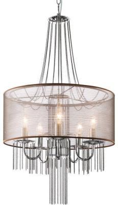 Подвесная люстра Arte Lamp Ambiente A1475SP-5CC подвесная люстра arte lamp brooklyn a9484sp 5cc