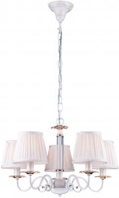 Подвесная люстра Arte Lamp Felicita A2065LM-5WG цена и фото