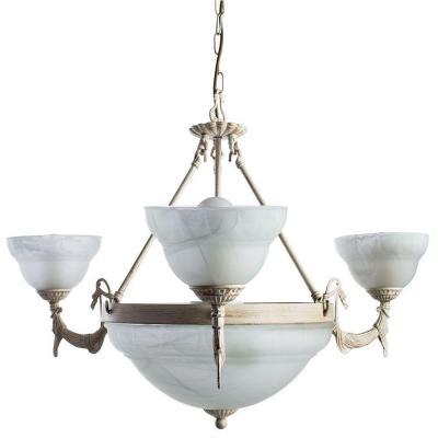 Подвесная люстра Arte Lamp Atlas Neo A8777LM-3-3WG люстра подвесная arte lamp atlas neo a8777lm 6 3wg